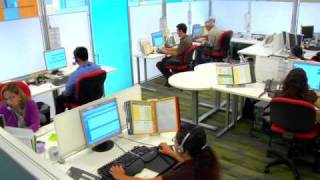 SCAN Health Plan: A Flexible Office Story - by Tangram & Steelcase
