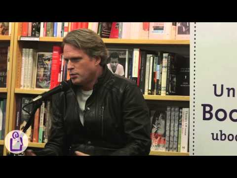 Cary Elwes introduces As You Wish at University Book Store - Seattle
