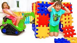 Katy y Max siempre con guerra de juguetes