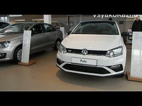 Volkswagen Polo TSI 1.4 125л.с 6МТ GT : экстерьер , интерьер