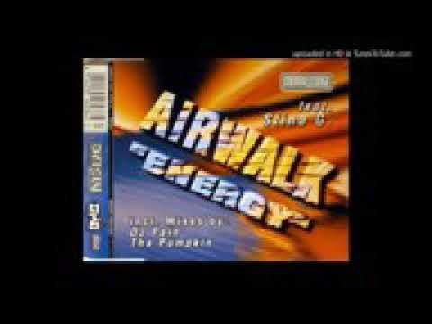 Airwalk - ENERGY- Stina G ( Club-Mix)