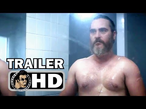 YOU WERE NEVER REALLY HERE Official Trailer (2017) Joaquin Phoenix Thriller Movie HD