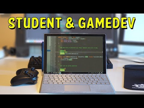 A day In the Life of a Game Developer & Student