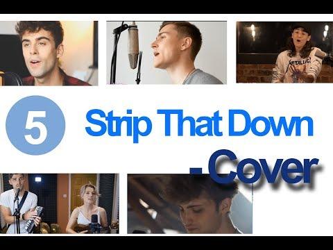 5 Cover | Liam Payne | Strip that down