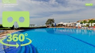 3D Hotel Primasol Sineva Beach. Bulgaria, Sveti Vlas - Project 360Q