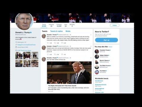 """Nichts als die Wahrheit! Trump verleiht """"Fake News Awards"""""""