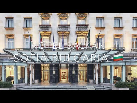 Sofia Hotel Balkan, a Luxury Collection Hotel, Sofia Bulgaria