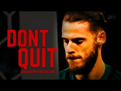 Don't Quit - Goalkeeper Motivation (6k Subs Special!)