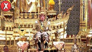 Esta é a vida do Rei mais Rico do Mundo