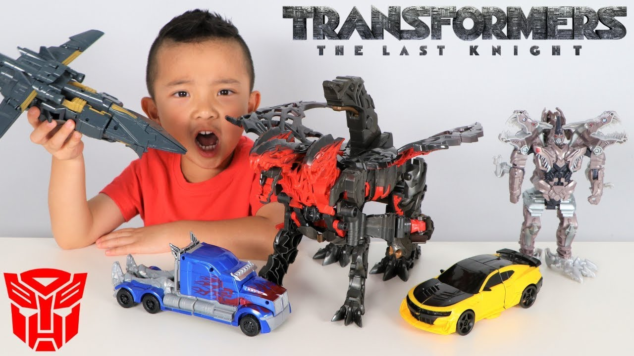transformers turbo changer optimus prime bumblebee dragonstorm megatron grimlock ckn toys youtube. Black Bedroom Furniture Sets. Home Design Ideas