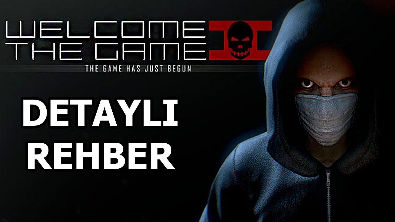 WELCOME TO THE GAME 2 NASIL OYNANIR? DETAYLI REHBER TÜRKÇE