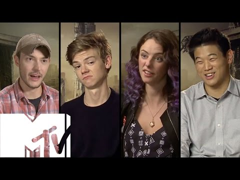 Maze Runner: The Scorch Trials Cast Play Would You Rather? | MTV Movies