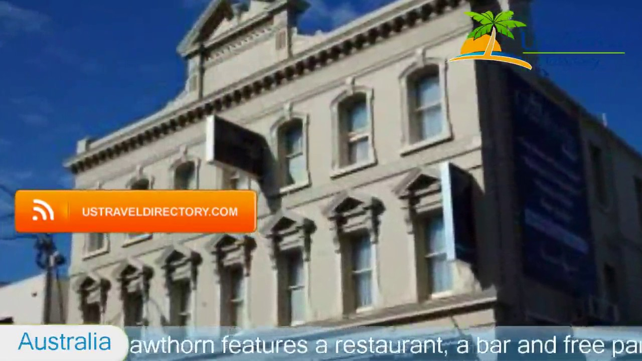 The Glenferrie Hotel Hawthorn Melbourne Hotels Australia