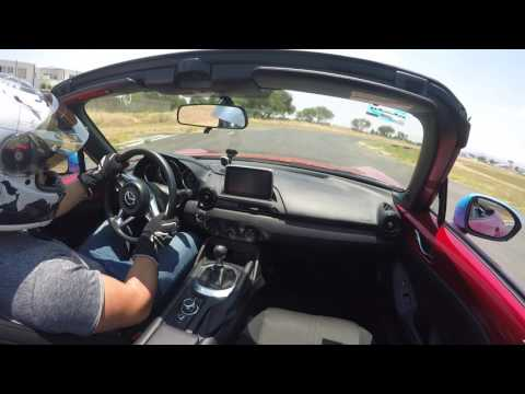 Julio Arias - Mazda MX-5 Sport 2017 -  Autodromo de Guadalajara - time attack series.