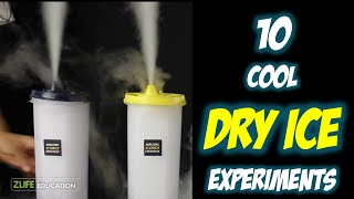 Top 10 Dry Ice Experiments for Kids