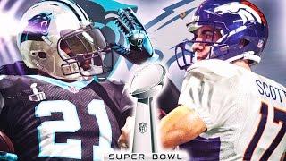 superbowl panthers vs broncos madden 16 career mode gameplay ep 37