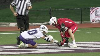 Baldwin Lacrosse vs North Hills 4-10-17