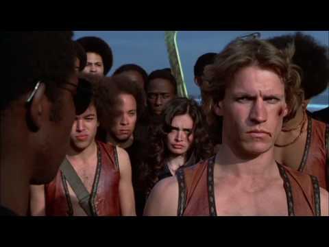 The Warriors - 1979 ( Ending Beach Scene )  - HD 1080p 60fps