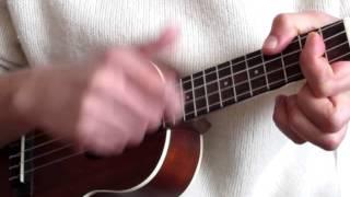 Le Mauvais Sujet Repenti (G. Brassens) - ukulele cover