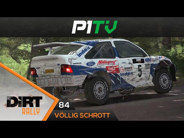 DiRT Rally #84   Völlig Schrott / Dirt Rally Karriere [TX 599XX] [60 FPS]