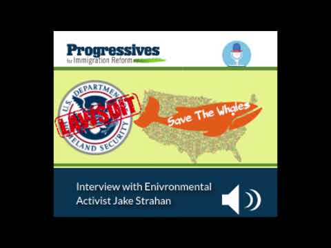 Interview With Environmental Activist Jake Strahan