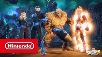MARVEL ULTIMATE ALLIANCE 3: The Black Order - DLC-Paket 3 – Fantastic Four: Shadow of Doom