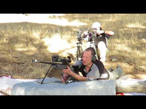 ULR Shooting at beyond 5000yards (375 GIBB's R & D)