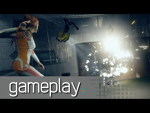 Control AWE Gameplay Footage - Noisy Pixel
