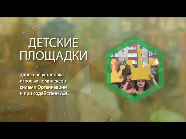 Проекты Ассоциации 'Граждане города Сосновый Бор' 2016 17