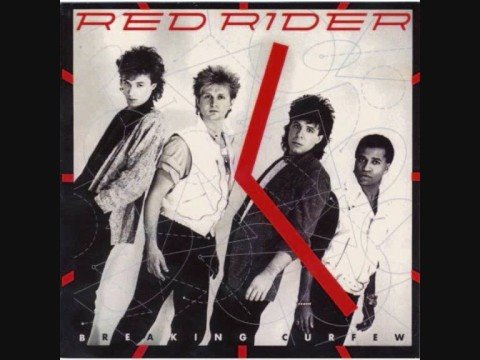 Red Rider - Can't Turn Back