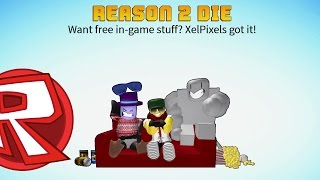 ROBLOX: Reason 2 DIE [Xbox One Edition]