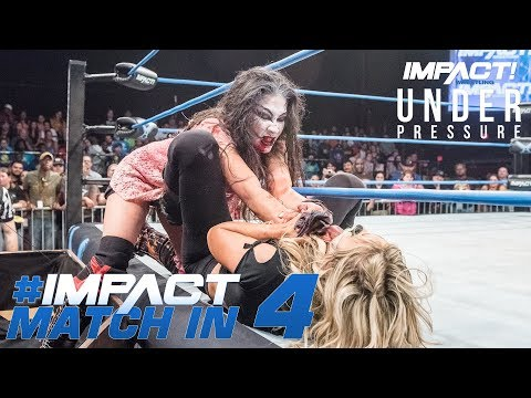 Allie vs Su Yung: Last Rites Match for the Knockouts Championship | IMPACT! Highlights May 31, 2018