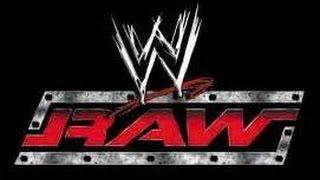 TEW 2013 WWE 2004 Week 1 Raw