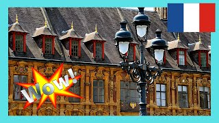 EXPLORING the HISTORIC CENTRE OF LILLE (FRANCE) what to see & visit