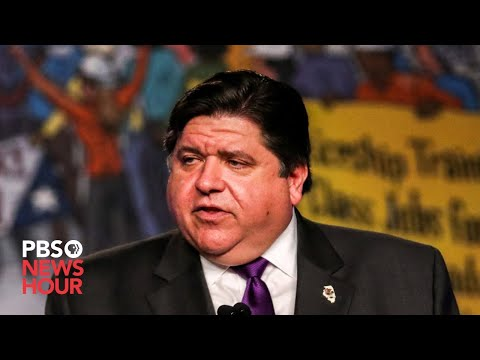 WATCH LIVE: Illinois Governor J.B. Pritzker gives coronavirus update -- May 5, 2020
