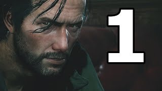 The Evil Within 2 Walkthrough Part 1 - No Commentary Playthrough (PS4)
