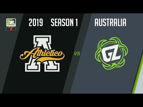 Athletico eSports vs Ground Zero Gaming vod