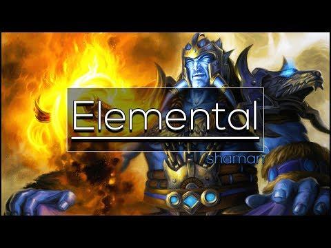 Legion - Elemental Shaman - Full DPS Guide 7.3.2/7.3.5 [Basics]
