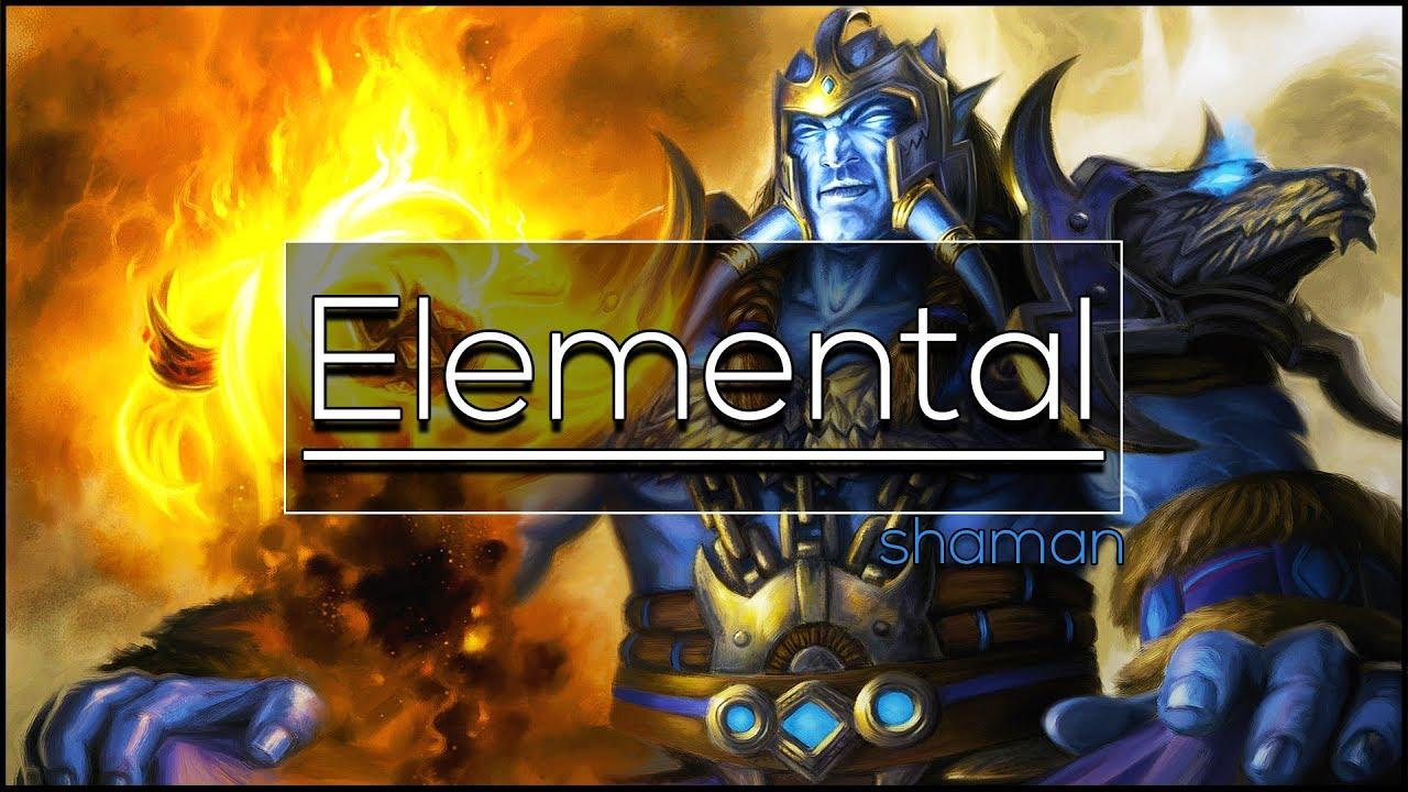 Legion Elemental Shaman Full Dps Guide 7 3 2 7 3 5 Basics Youtube
