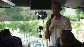 Episode Three – Barcelona to Nice – The RoadTrip: Europe 2014, powered by Contiki #RoadTrip14