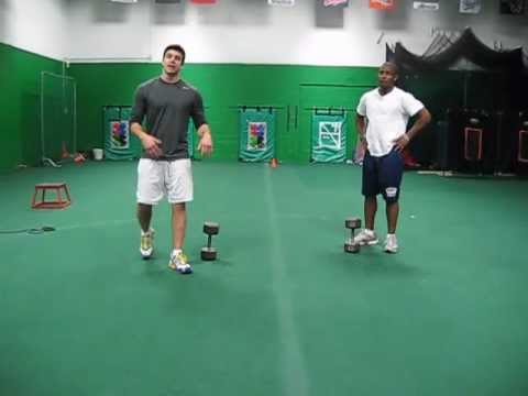 """Standing Vertical Jump"" Workout with Future ""Heisman"""