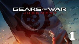 Прохождение Gears of War: Judgment — Часть 1: Старый город