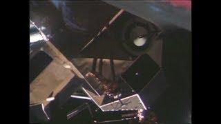 1969 Apollo 11 Undocking Lunar Module on the Dark Side of the Moon, 100:09 GET