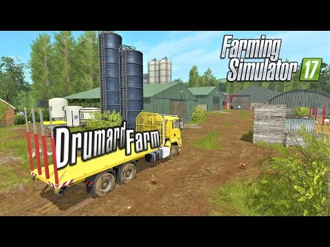 Farming Simulator 2017 | Heading to Ireland | Drumard Farm | Episode 1