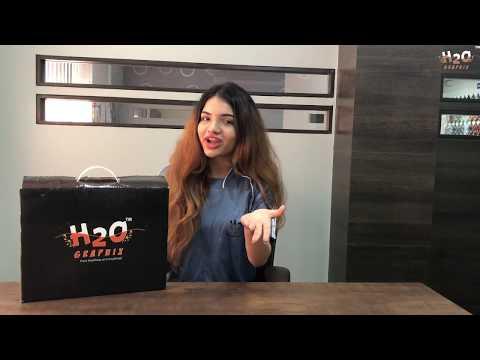 H2O Graphix - Hydrographics DIY Kit Tutorial
