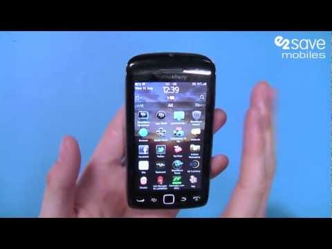 BlackBerry Torch 9860 smartphone Review
