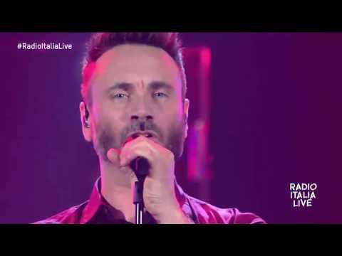Nek - Lascia Che Io Sia (Radio Italia Live 2017)