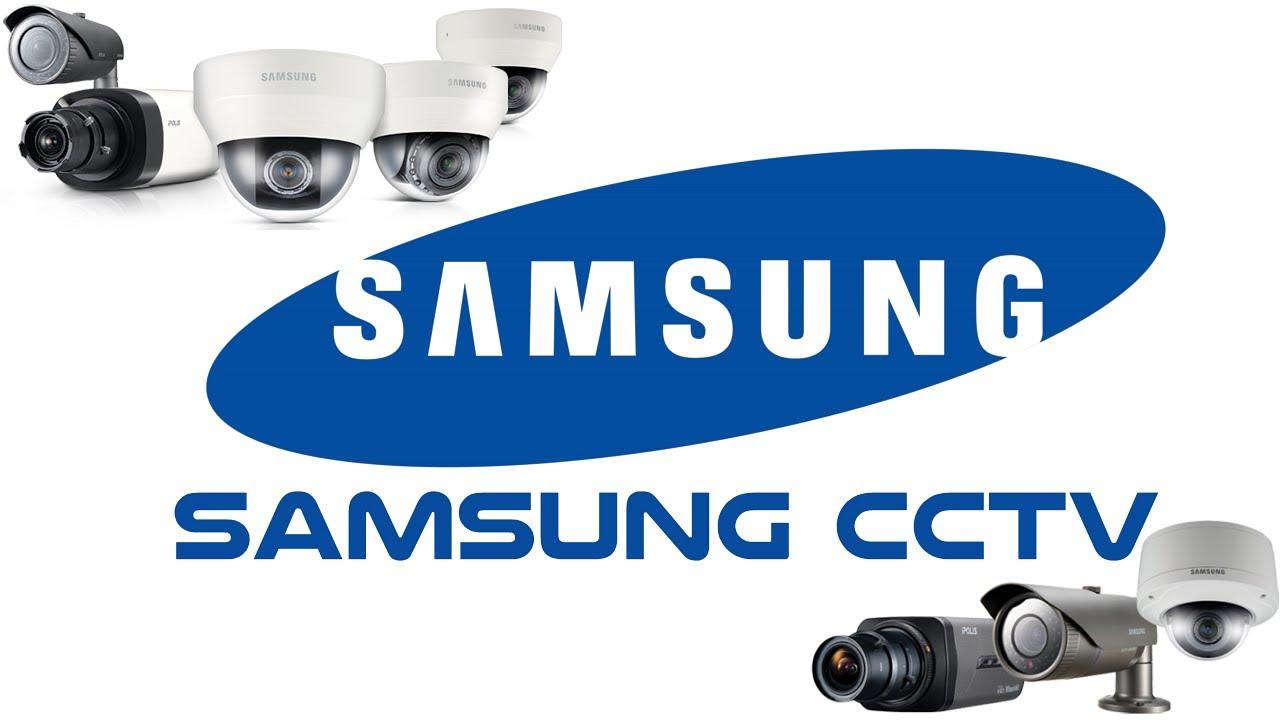 Samsung CCTV Systems Dubai