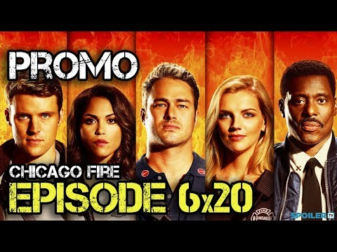 "Chicago Fire 6x20 Promo ""The Strongest Among Us"""