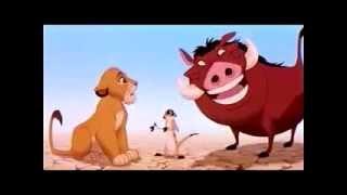 Король лев, перевод Гаврилова (тот самый)